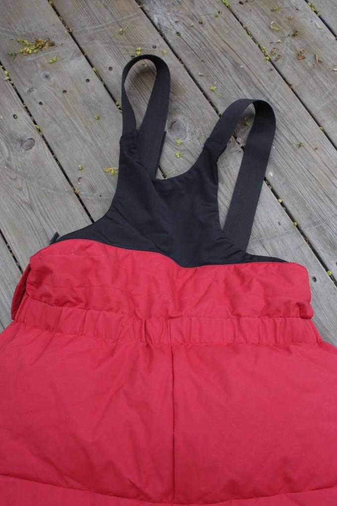 Marmot Pant back cover