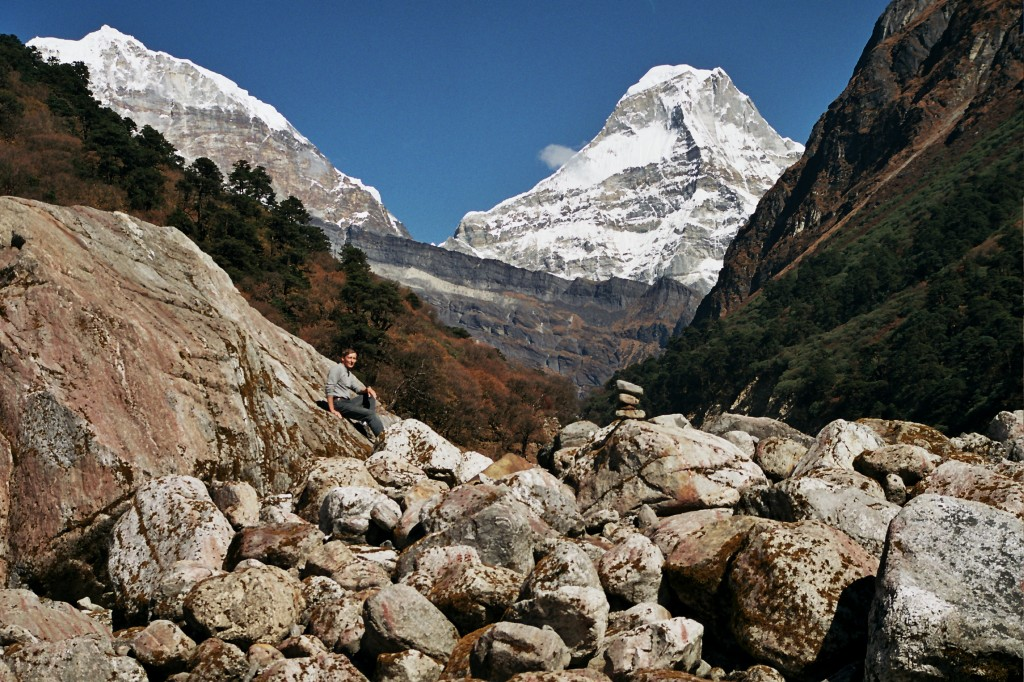 Hinku Valley and Kyashar
