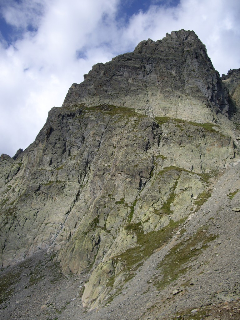 Aiguille L'Index South Face