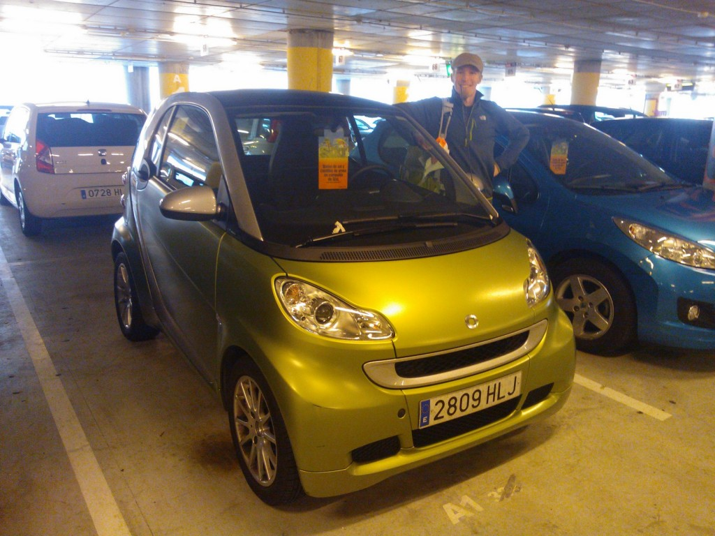 Trusty Smart Fortwo
